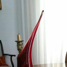 Antigüedades: MAGNIFICA JARRA E CRISTAL. Lote 51437227
