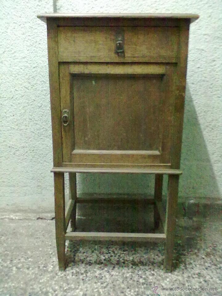 Mesilla alta de noche para restaurar comprar mesas - Comprar muebles para restaurar ...
