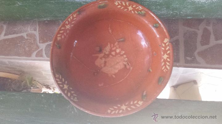 ANTIGUA FUENTE LA BISBAL. (Antigüedades - Porcelanas y Cerámicas - La Bisbal)