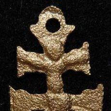 Antigüedades: CRUZ DE CARAVACA SIGLO XVIII. Lote 51513528