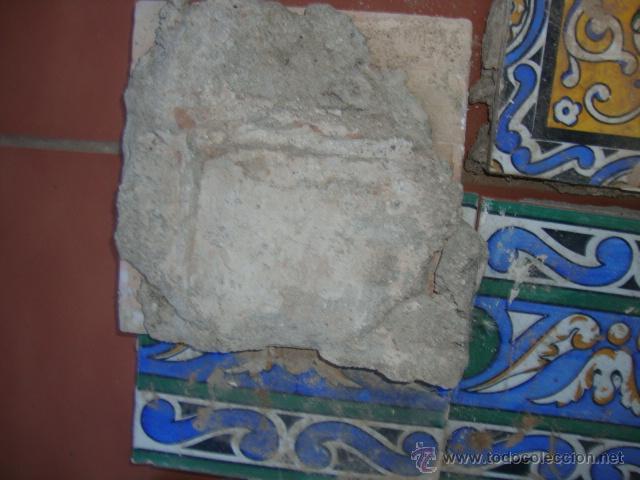 Antigüedades: lote azulejos - Foto 4 - 51521692