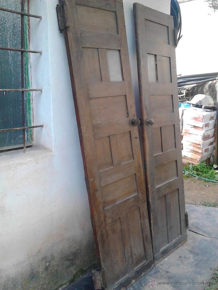 Puertas Antiguas De Interior Abatibles Comprar Antigüedades Varias