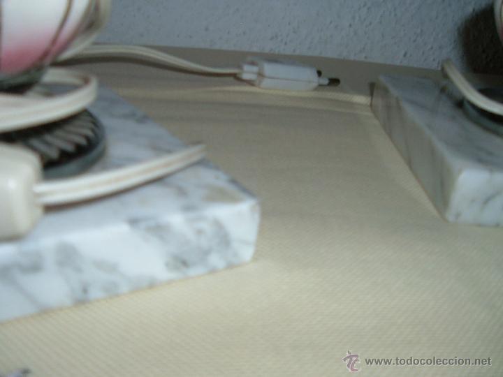 Antigüedades: Pareja de lamparas de sobremesa - Foto 2 - 51543840