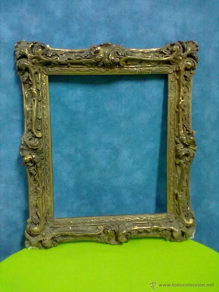 marco dorado para restaurar antigedades hogar y decoracin marcos antiguos