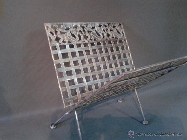 Antigüedades: REVISTERO DE HIERRO - Foto 2 - 213454763