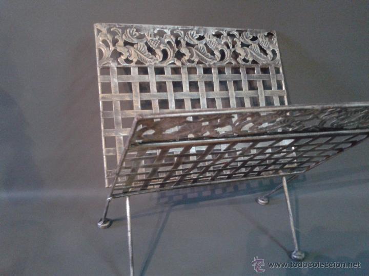Antigüedades: REVISTERO DE HIERRO - Foto 3 - 213454763
