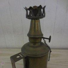 Antigüedades: ANTIGUA Y PRECIOSA LAMPARA QUINQUE PETROLEO O ACEITE. Lote 51606891