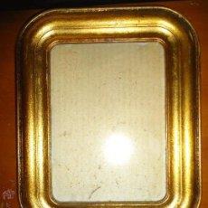Antigüedades: 24,5 X 20 CM MARCO CON CRISTAL , PORTARETRATO . Lote 51639660