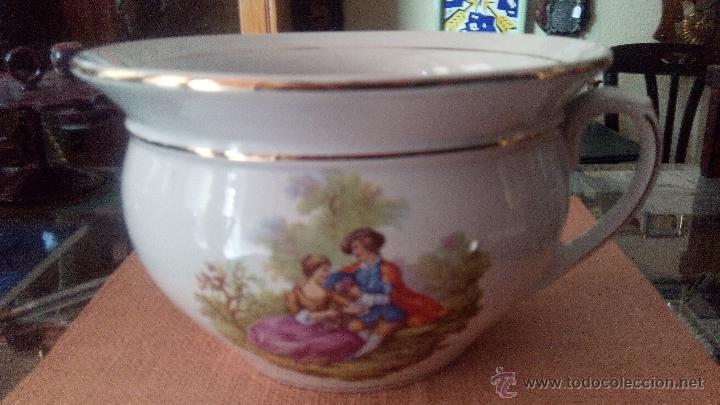 ORINAL-CARTUJA (Antigüedades - Porcelanas y Cerámicas - La Cartuja Pickman)