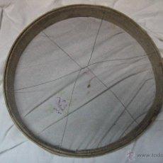 Antigüedades: ANTIGUO Y GRAN GARBILLO, MADERA. Lote 51687047