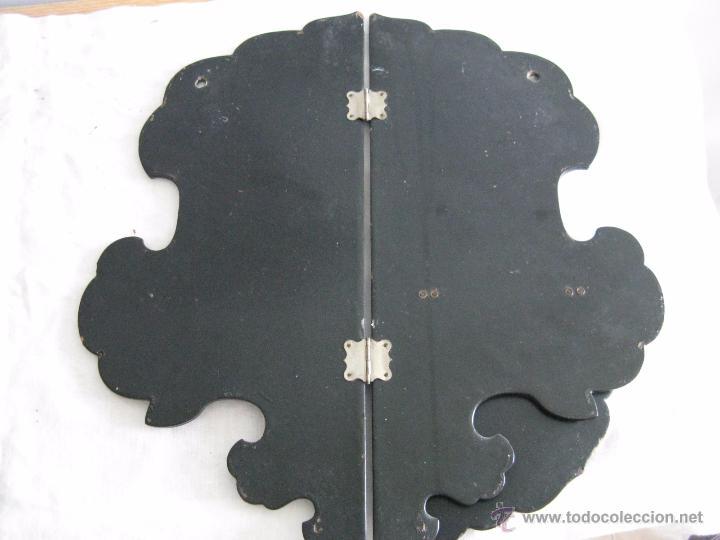 Antigüedades: MAGNIFICA ESTANTERÍA RINCONERA JAPONESA SIGLO XIX - Foto 10 - 51801619