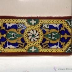 Antigüedades: BALDOSA - REJOLA CENEFA. Lote 51804145