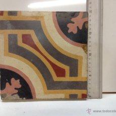 Antigüedades: BALDOSA - REJOLA . Lote 51805139