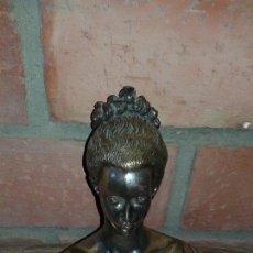 Antigüedades: FIGURA MUJER. Lote 51805698