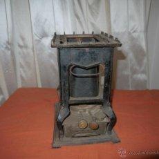 Antigüedades: PRECIOSO HORNILLO FRANCES, 1ª GUERRA MUNDIAL, UNICO,PIEZA DE COLECCION. MODELO- AZUREA-. Lote 51811630