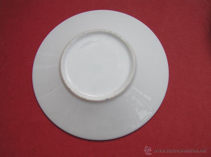 Antigüedades: JUEGO DE CAFÉ .PORCELANA, 5 tazas y 6 platos. Graciosas tazas con patitas. - Foto 15 - 89855987