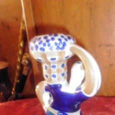Antigüedades: VENDIMIADOR .FIGURA DE PORCELANA DE SARGADELOS.. Lote 51892043