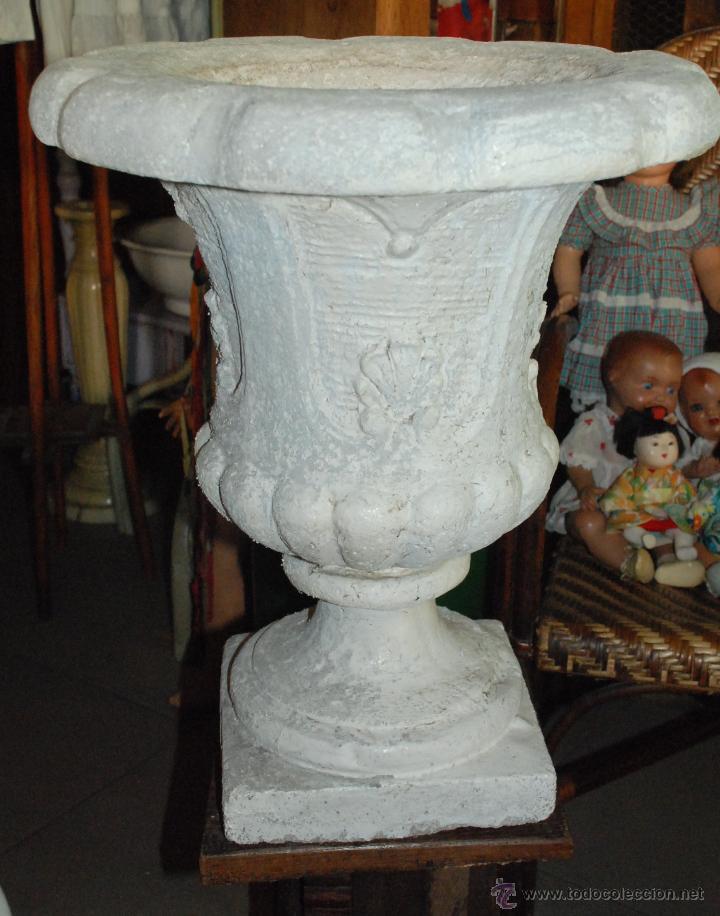 ESPECTACULAR COPA DE PIEDRA (Antigüedades - Hogar y Decoración - Copas Antiguas)