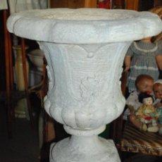 Antigüedades: ESPECTACULAR COPA DE PIEDRA. Lote 51952023