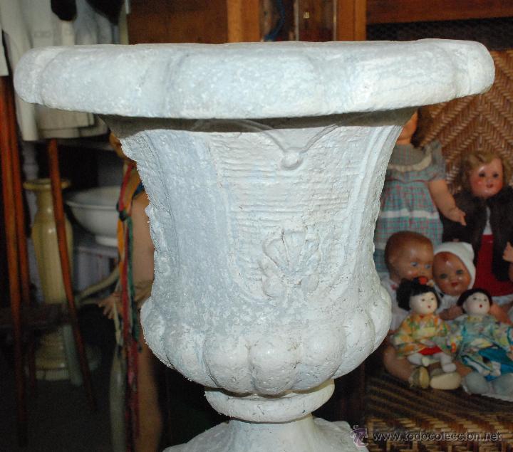 Antigüedades: ESPECTACULAR COPA DE PIEDRA - Foto 2 - 51952023