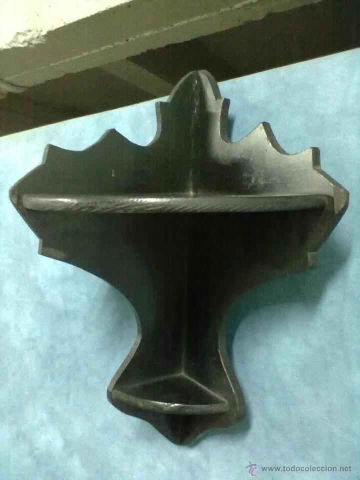 RINCONERA DE COLGAR ESQUINERO (Antigüedades - Muebles Antiguos - Repisas Antiguas)