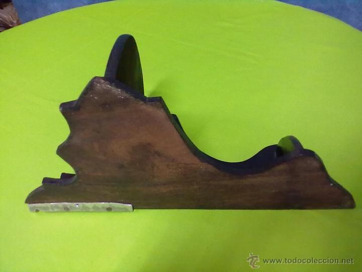 Antigüedades: RINCONERA DE COLGAR ESQUINERO - Foto 2 - 51958938