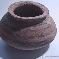 Antigüedades: DEPOSITO DE TERRACOTA POLICROMADA. MOHENJO-DARO.PAKISTAN. CIVILIZACION VALLE DEL INDO. 2000 A.C.. Lote 51972766