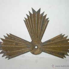 Antigüedades: ANTIGUA CORONA PARA IMAGEN DE SANTO.. Lote 51979312