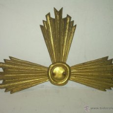 Antigüedades: ANTIGUA CORONA PARA IMAGEN DE SANTO.. Lote 51979340