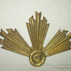 Antigüedades: ANTIGUA CORONA PARA IMAGEN DE SANTO.. Lote 51979364