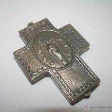 Antigüedades: ANTIGUA CRUZ PARA RELIQUIAS.. Lote 51981142