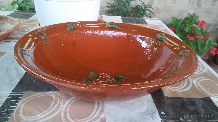ANTIGUA FUENTE CATALANA, LA BISBAL (Antigüedades - Porcelanas y Cerámicas - La Bisbal)