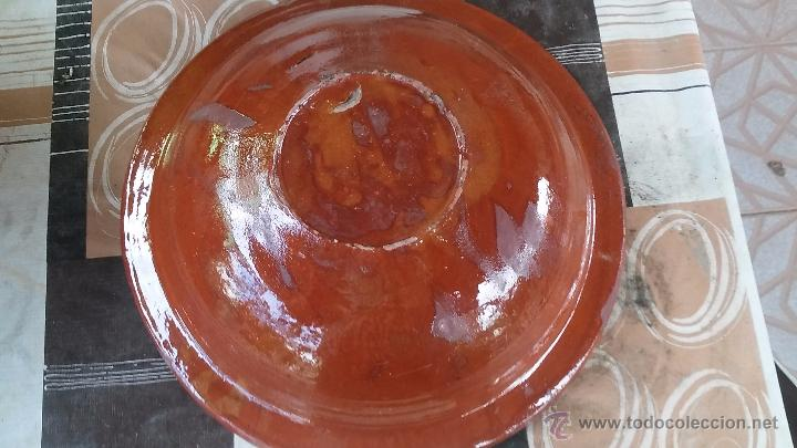 Antigüedades: antigua fuente catalana, la bisbal - Foto 3 - 52021835