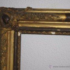Antigüedades: ANTIGUO GRAN MARCO DEL SIGLO XIX -. Lote 52031331
