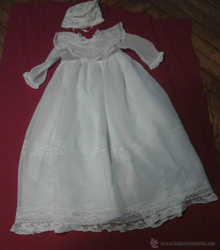 95c525180 13 fotos VESTIDO PARA BAUTIZO (Antigüedades - Moda y Complementos - Mujer)  ...