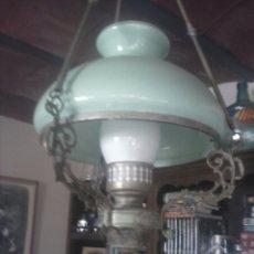 Antigüedades: LÁMPARA TECHO ANTIGUA .. Lote 52129035