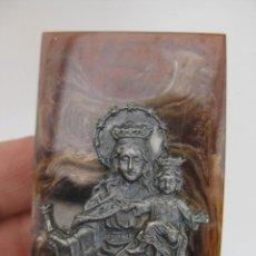 Antiquitäten - IMAGEN VIRGEN METAL - 52138653