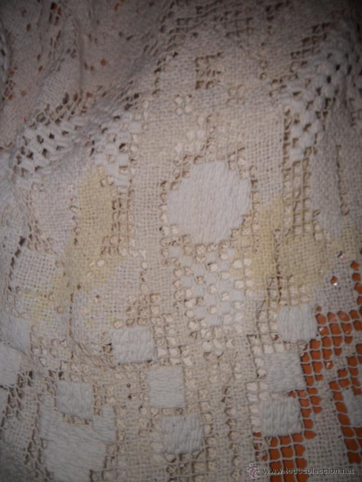 Antigüedades: Antigua cortina de malla - modernista - Foto 14 - 52162166