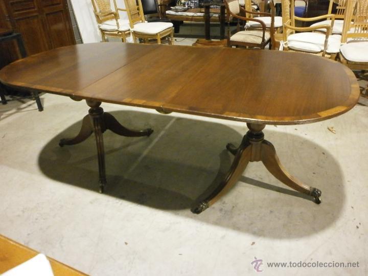 antigua mesa de comedor - estilo victoriano - i - Comprar Mesas ...