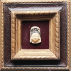 Antigüedades: GEISHA MARFIL. Lote 52187662