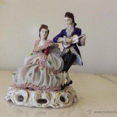 Antigüedades: FIGURITA DE PORCELANA. Lote 52256781
