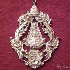 Antigüedades: MEDALLA HERMANDAD DEL ROCIO DE BORMUJOS.. Lote 52295064
