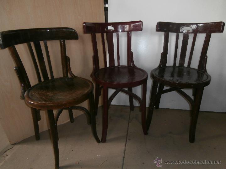 Restaurar muebles de madera antiguos proceso de restauracin ubicacin un mueble como estos - Restaurar sillas de madera ...