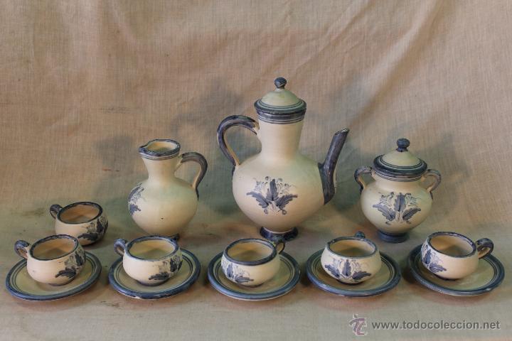 Juego de cafe en ceramica puente del arzobispo comprar - Juego para hacer ceramica ...