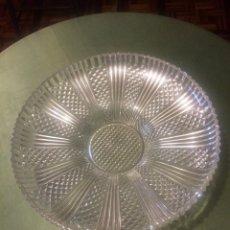 Antigüedades: GRAN CENTRO CRISTAL. Lote 52339743