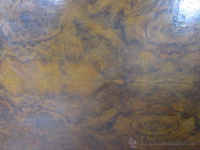 Antigüedades: Cabecero en madera de raiz para cama de matrimonio. - Foto 3 - 52364284