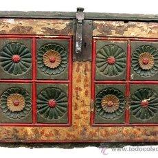 Antigüedades: ANTIGUO Y ORIGINAL BARGUEÑO FRAILERO S. XVI-XVII. Lote 52375083