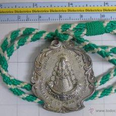 Antigüedades: MEDALLA MEDALLÓN RELIGIOSO. HERMANDAD DE NUESTRA SEÑORA DEL ROCÍO HERMANDAD PALMA DEL CONDADO HUELVA. Lote 52377483