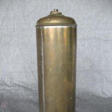 Antigüedades - Botella calienta camas de latón - 99131506
