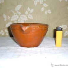 Antigüedades: MORTERO EN CERAMICA. Lote 52430445